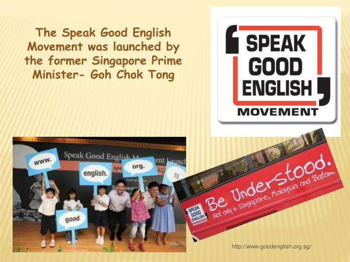 english movement