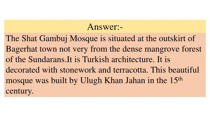 Answer:-