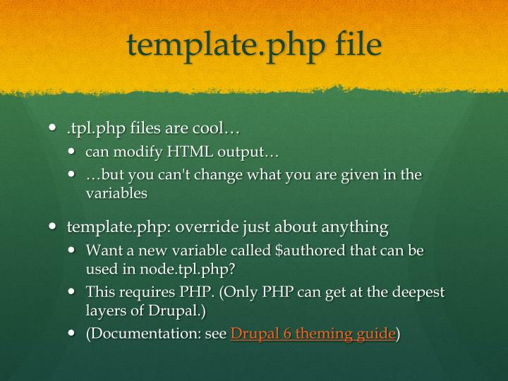 template.php