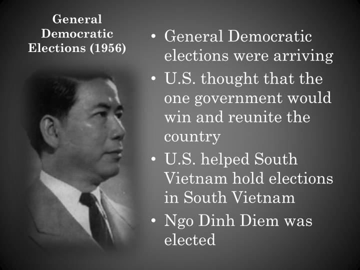 General Democratic Elections (1956)