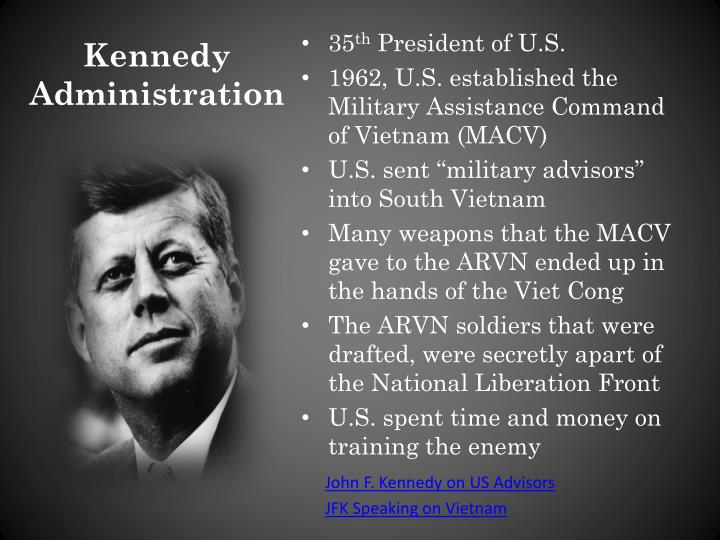 Kennedy Administration