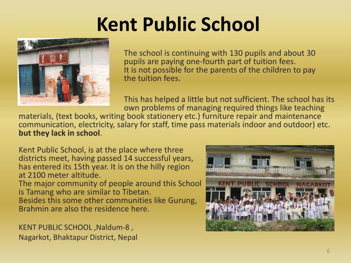 Kent Public School