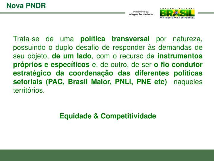 Nova PNDR