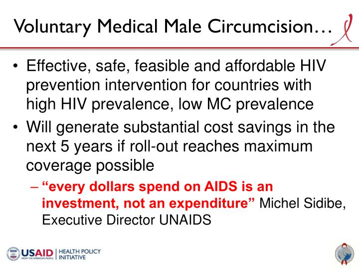 Voluntary Medical Male Circumcision…