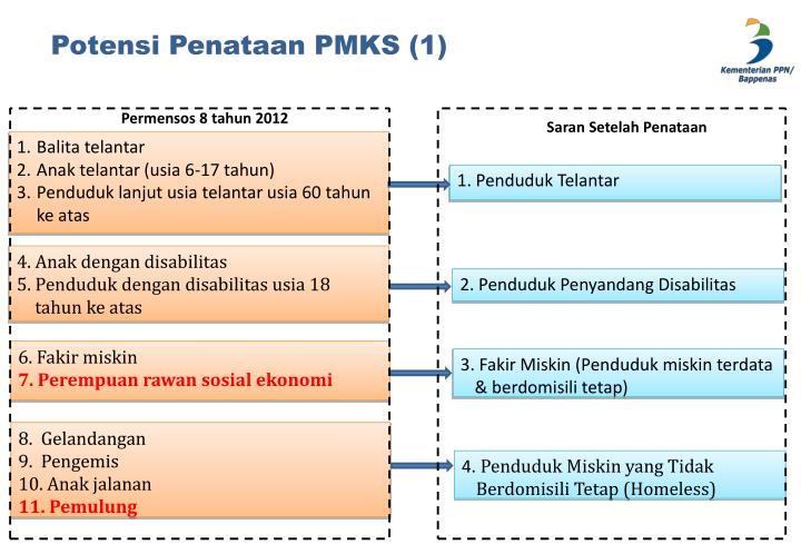 Potensi Penataan PMKS (1)