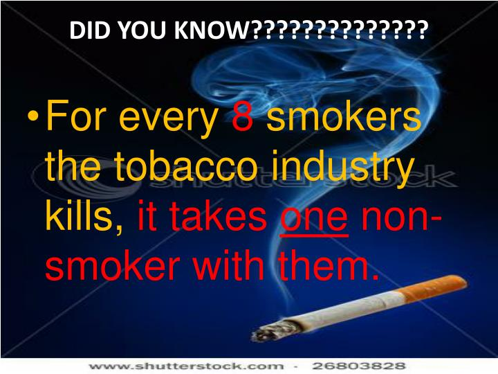 DID YOU KNOW??????????????