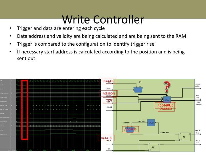 Write Controller