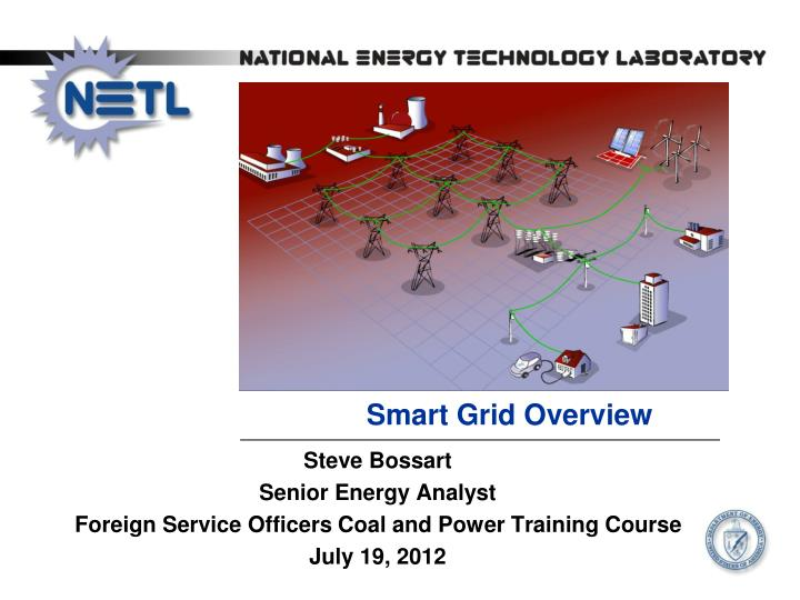 Smart Grid Overview