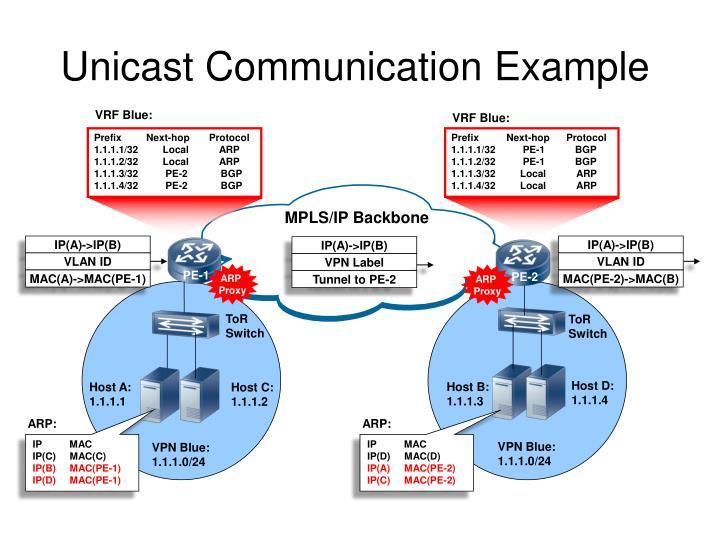 Prefix          Next-hop      Protocol      1.1.1.1/32          PE-1           BGP