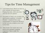 tips for time management2