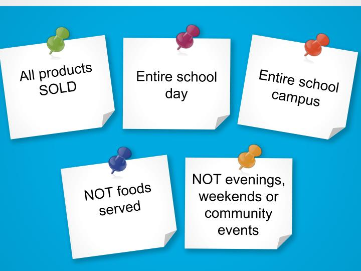 NOT evenings, weekends or community events