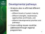 developmental pathways2