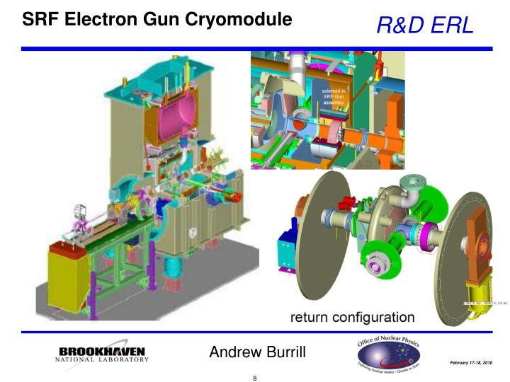 SRF Electron Gun Cryomodule