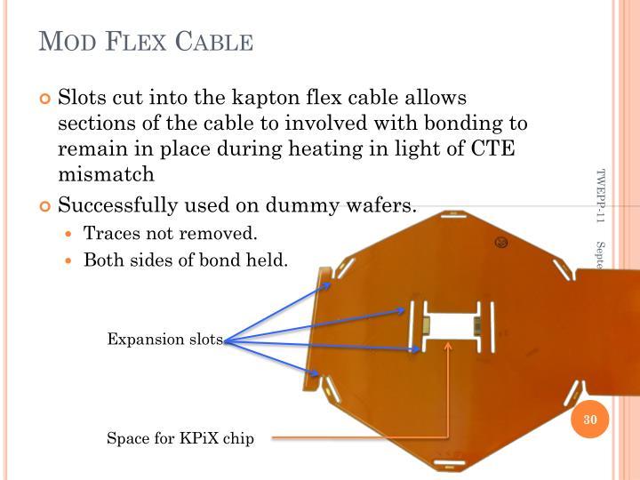 Mod Flex Cable