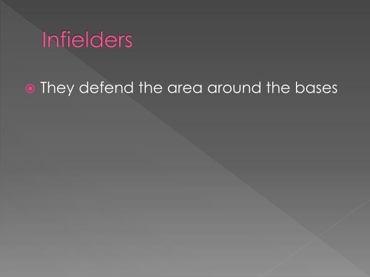 Infielders