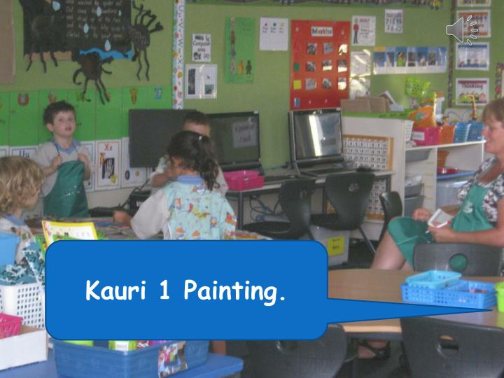 Kauri 1 Painting.