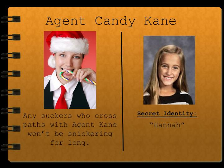 Agent Candy Kane