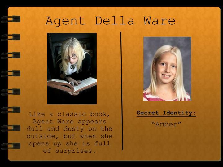 Agent Della Ware