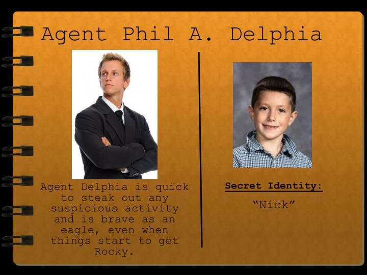 Agent Phil A.