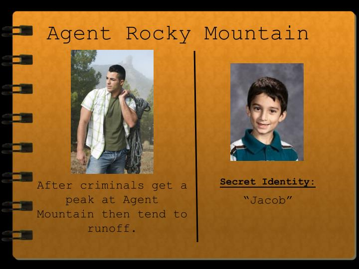 Agent Rocky Mountain