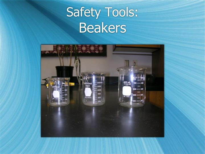 Safety Tools:
