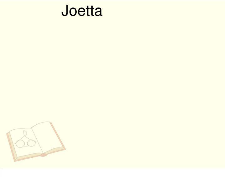 Joetta