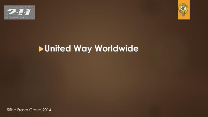 United Way Worldwide