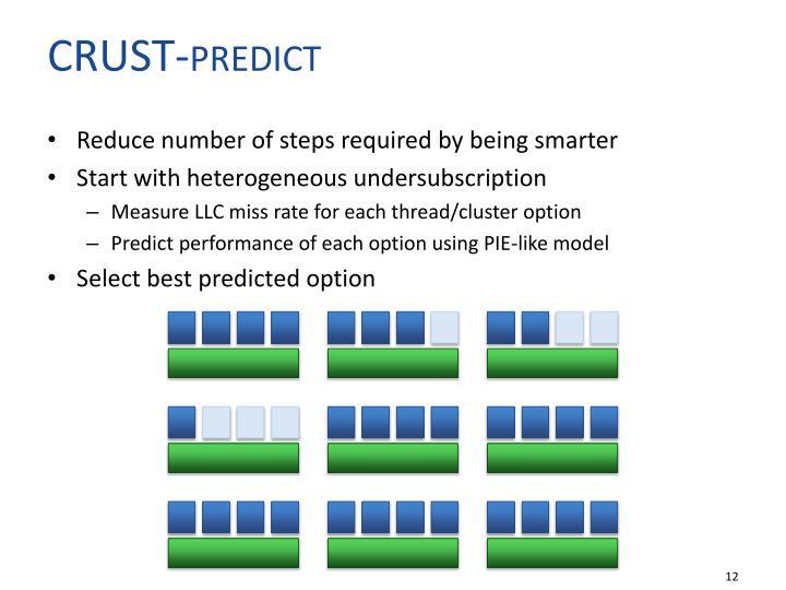 CRUST-predict