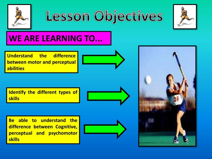 Lesson Objectives