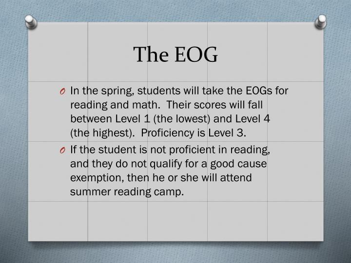 The EOG
