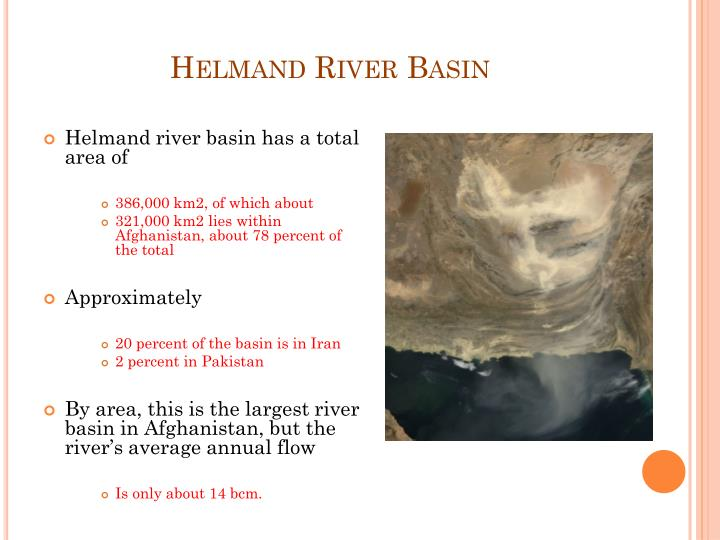 Helmand River Basin