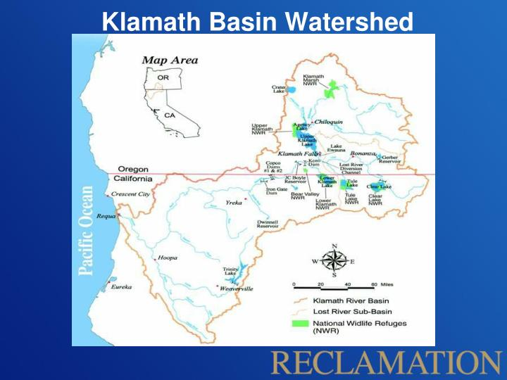 Klamath Basin Watershed