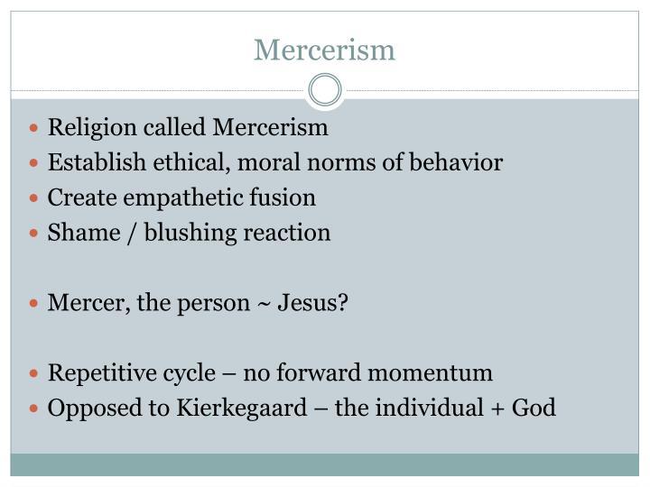Mercerism