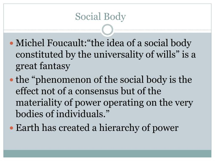 Social Body
