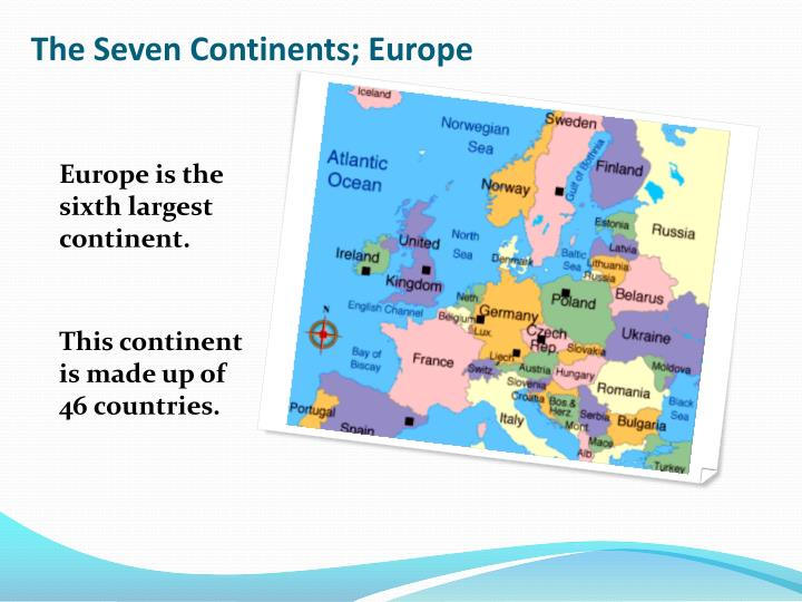 The Seven Continents; Europe