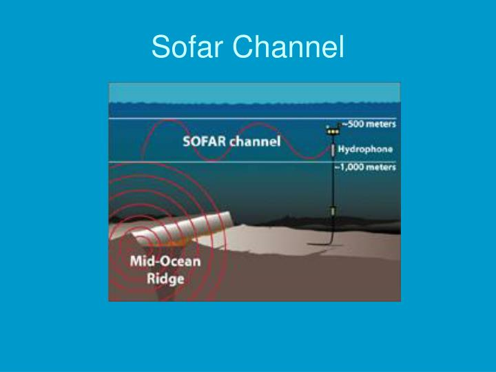 Sofar Channel