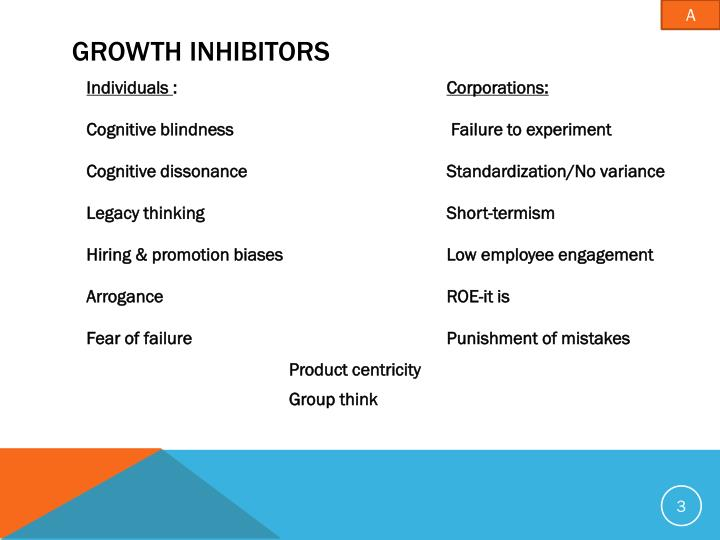 Growth inhibitors