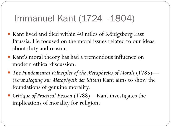 immanuel kant s moral theory essay It looks like you've lost connection to our server please check your internet connection or reload this page.
