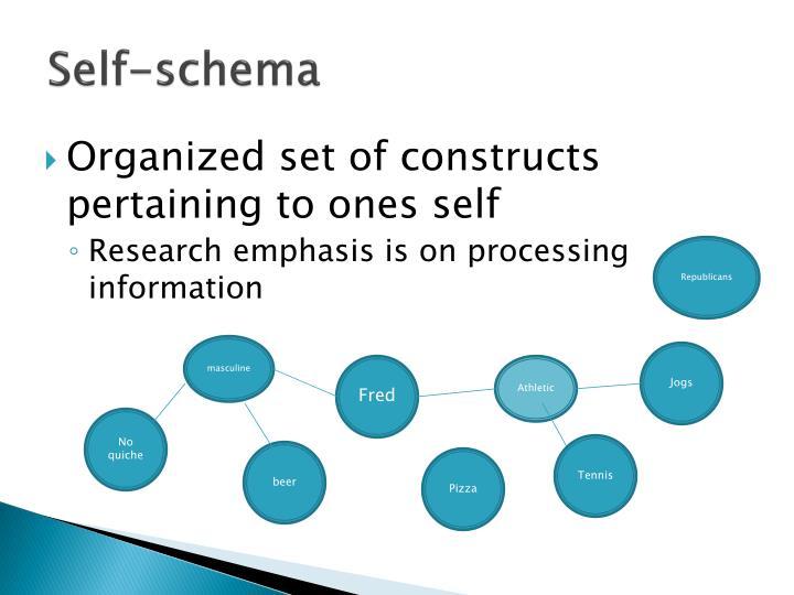 Self-schema