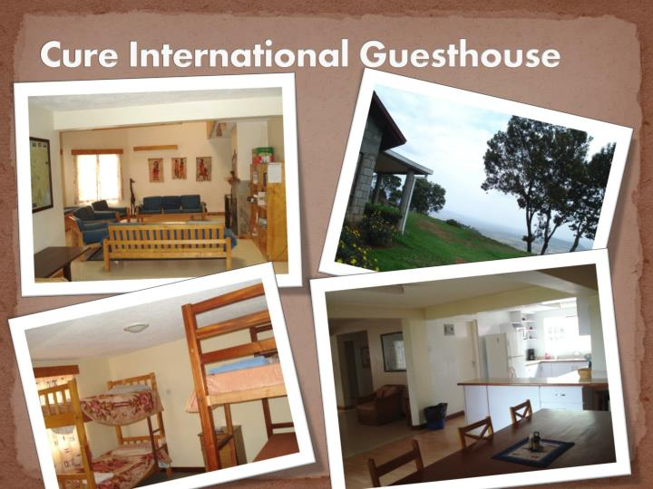Cure International Guesthouse
