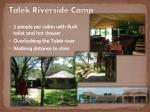 talek riverside camp