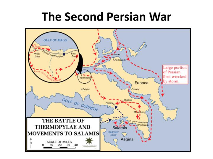 The Second Persian War