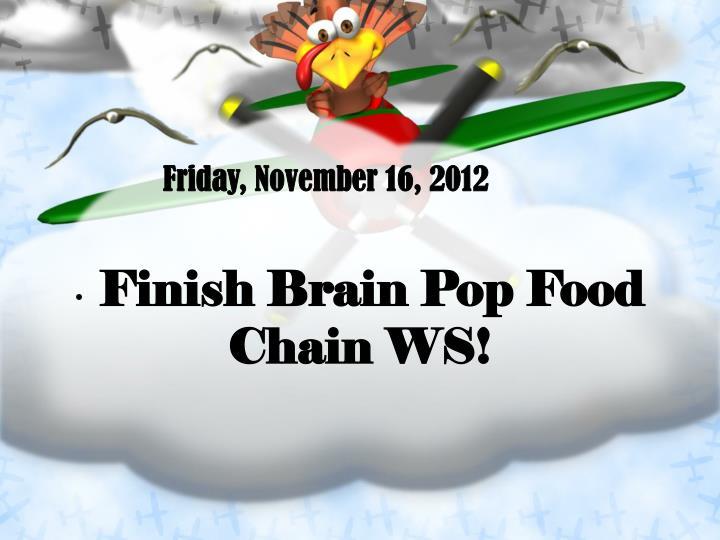 Friday, November 16, 2012
