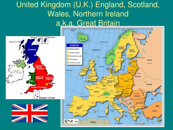 United Kingdom & Ireland Map | The Cat's Meow Village |United Kingdom Scotland Ireland