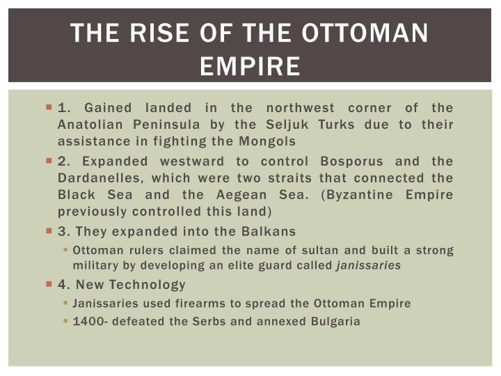 rise fall ottoman empire essay Ottoman empire this essay ottoman empire and other 63,000+ term papers, college essay examples and free essays are available now on reviewessayscom.