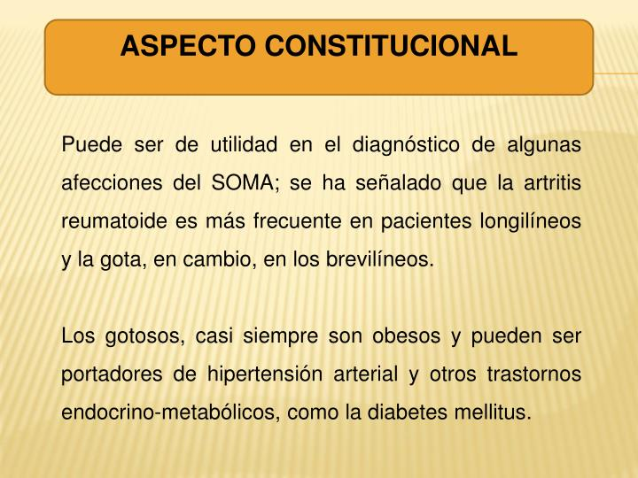 ASPECTO CONSTITUCIONAL