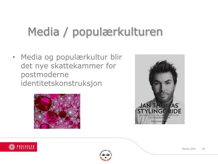 Media / populærkulturen