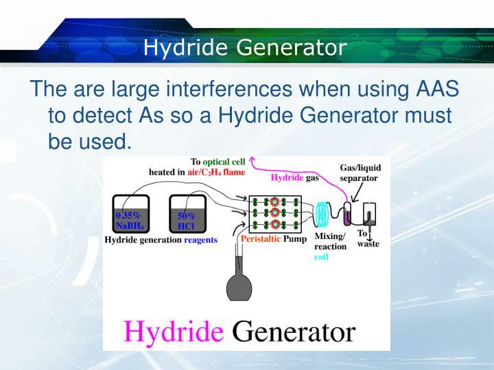 Hydride Generator