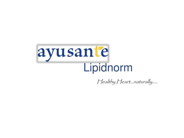 Lipidnorm