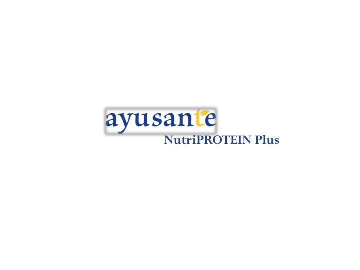 NutriPROTEIN